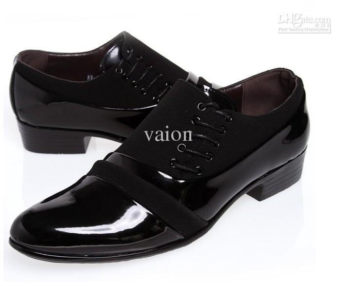 black shoes for men